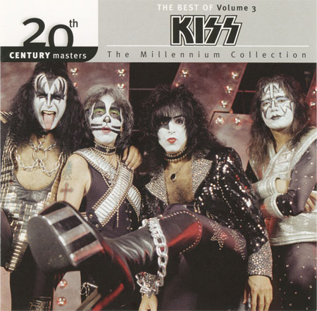 KISS - The Best Of KISS - Volume 3