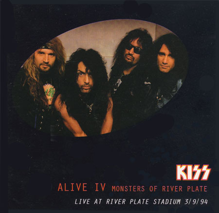 KISS - Alive IV Monsters Of River Plate